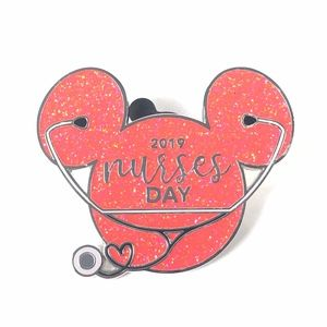 Mickey Mouse Nurses Day 2019 Disney Pin